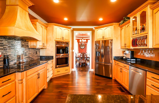 House with land for sale Kentucky 027