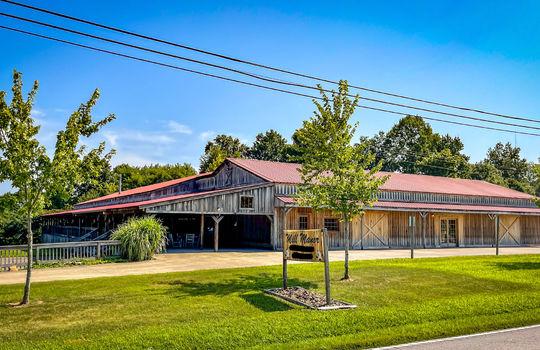 Wedding Venue, Barn wedding venue, event center, banquet hall, commercial property for sale 001