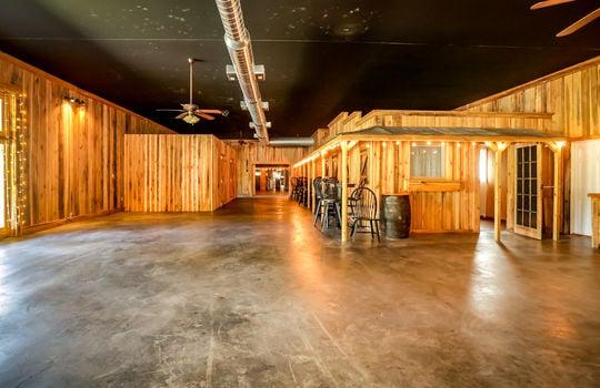 Wedding Venue, Barn wedding venue, event center, banquet hall, commercial property for sale 015