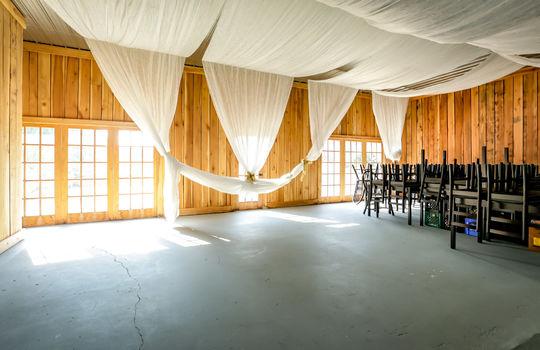 Wedding Venue, Barn wedding venue, event center, banquet hall, commercial property for sale 021