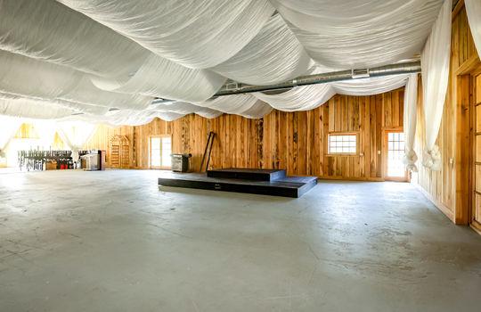 Wedding Venue, Barn wedding venue, event center, banquet hall, commercial property for sale 041