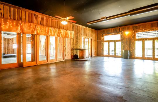 Wedding Venue, Barn wedding venue, event center, banquet hall, commercial property for sale 047