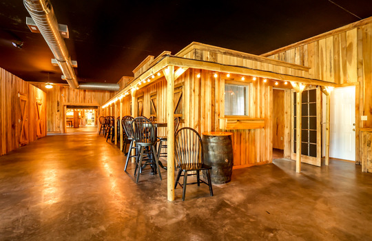 Wedding Venue, Barn wedding venue, event center, banquet hall, commercial property for sale 067