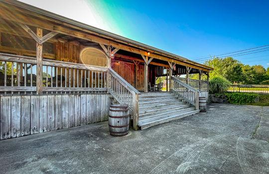 Wedding Venue, Barn wedding venue, event center, banquet hall, commercial property for sale 148