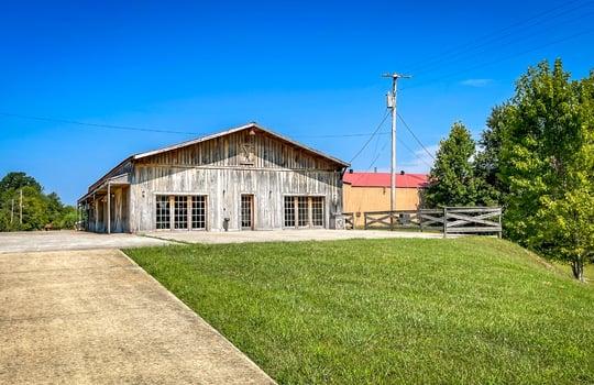 Wedding Venue, Barn wedding venue, event center, banquet hall, commercial property for sale 158