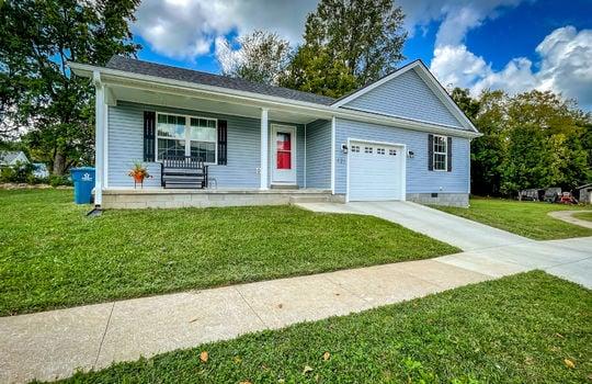 Danville Kentucky real estate 121-100