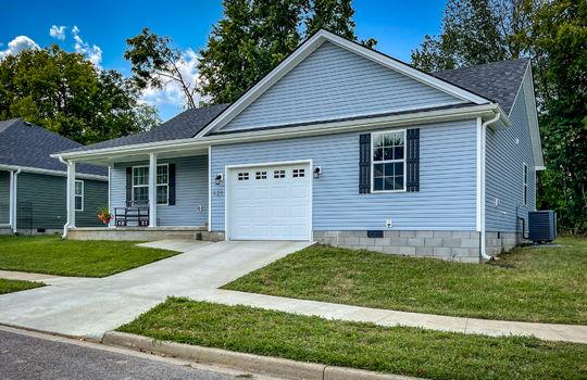 Danville Kentucky real estate 121-139