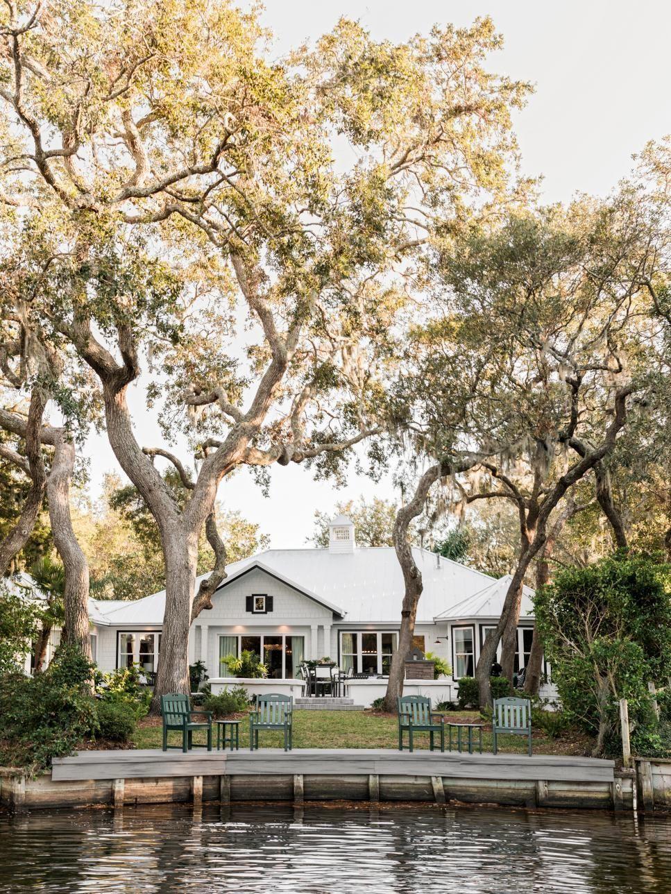 HGTV Dream Home 2017 Backyard