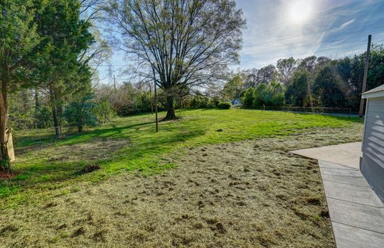 2801 Cowles Road, Charlotte, NC 28208 backyard1 small