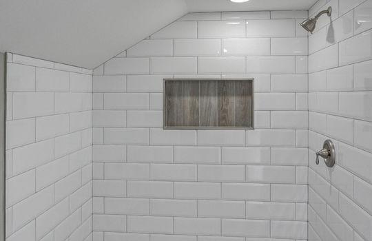 master bathroom 2801 Cowles Road, Charlotte, NC 28208 shower