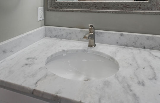 master bathroom 2801 Cowles Road, Charlotte, NC 28208 sink