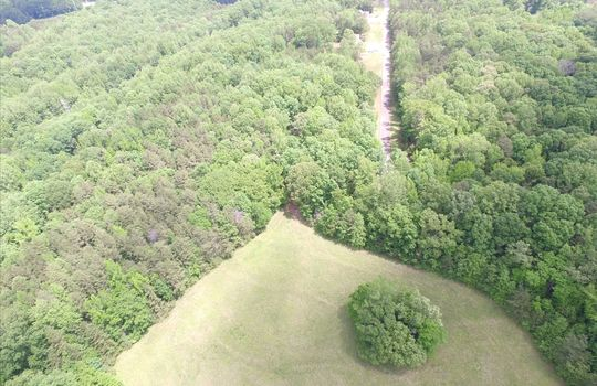 3005 Maple Way Drive Aerial Lot Street Back