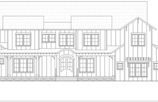 3005 Maple Way Drive Front Elevation