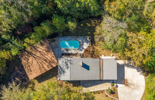 2123 Davis Road aerial overhead-2