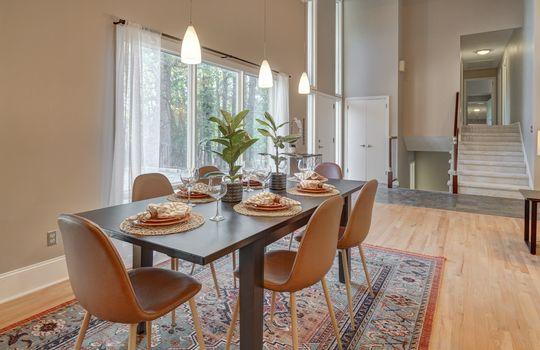 2123 Davis Road dining room2-2