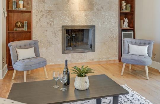 2123 Davis Road fireplace-2