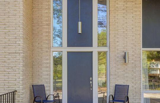 2123 Davis Road front door-2