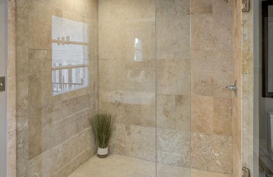 2123 Davis Road master bath shower-2