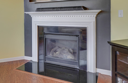 135 Mackinac Drive Mooresville NC 28117 fireplace