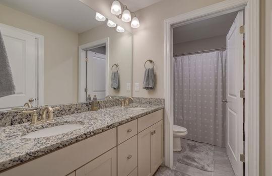 Bathroom 2 - 134 Longleaf Dr Mooresville NC - 28117 Allen Adams Realty