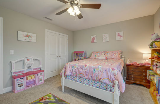 Bedroom 3-2 - 134 Longleaf Dr Mooresville NC - 28117 Allen Adams Realty