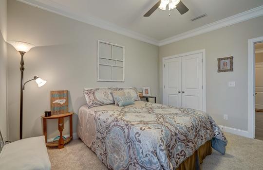 Bedroom 4-2 - 134 Longleaf Dr Mooresville NC - 28117 Allen Adams Realty