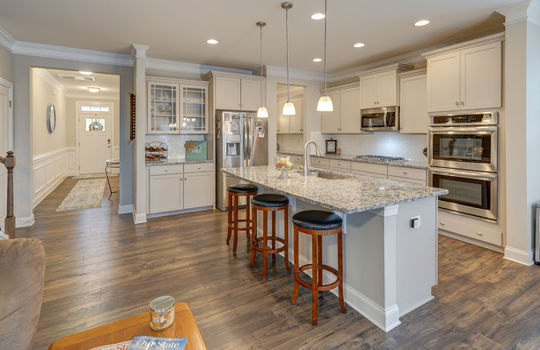 Kitchen 1 - 134 Longleaf Dr Mooresville NC - 28117 Allen Adams Realty