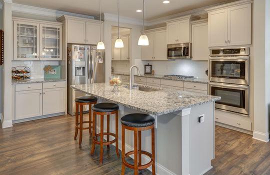 Kitchen 2 - 134 Longleaf Dr Mooresville NC - 28117 Allen Adams Realty