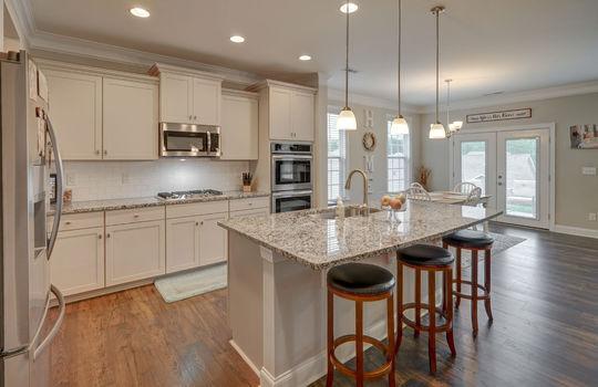 Kitchen 3 - 134 Longleaf Dr Mooresville NC - 28117 Allen Adams Realty