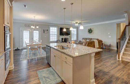 Kitchen 4 - 134 Longleaf Dr Mooresville NC - 28117 Allen Adams Realty