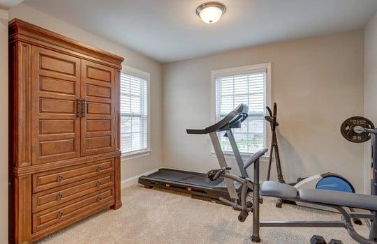 Master Bedroom Sitting Room - 134 Longleaf Dr Mooresville NC - 28117 Allen Adams Realty