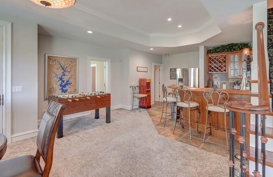 15536 Fishermans Rest Court Cornelius NC 28031 – Bill Adams – Allen Adams Realty – basement kitchen1