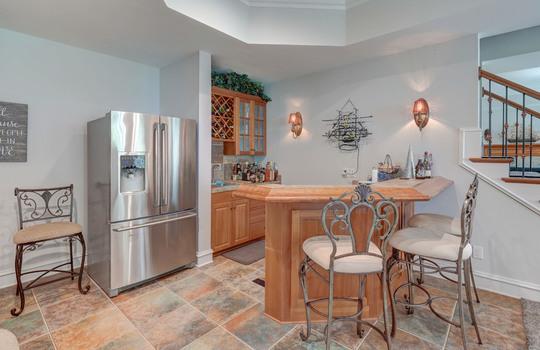 15536 Fishermans Rest Court Cornelius NC 28031 – Bill Adams – Allen Adams Realty – basement kitchen2