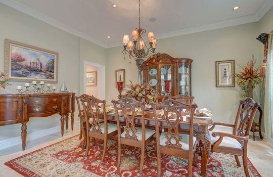 15536 Fishermans Rest Court Cornelius NC 28031 – Bill Adams – Allen Adams Realty – dining room1