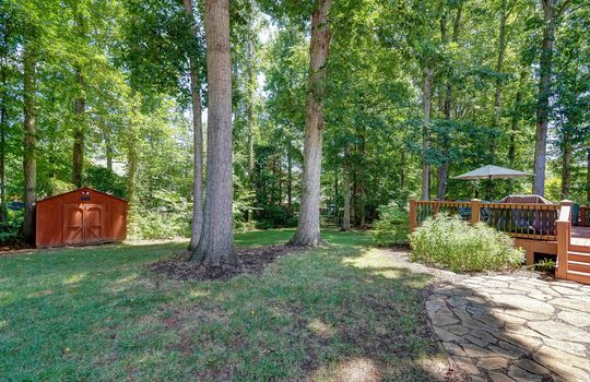 9025 Pennyhill Dr Huntersville NC 28078 - Bill Adams Realtor - Allen Adams Realty - backyard1