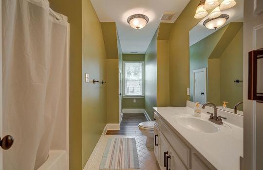 9025 Pennyhill Dr Huntersville NC 28078 - Bill Adams Realtor - Allen Adams Realty - bathroom2