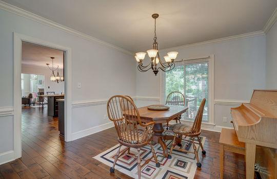 9025 Pennyhill Dr Huntersville NC 28078 - Bill Adams Realtor - Allen Adams Realty - dining room2