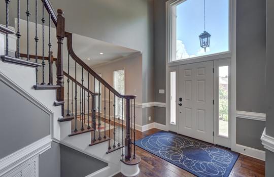 9025 Pennyhill Dr Huntersville NC 28078 - Bill Adams Realtor - Allen Adams Realty - foyer1