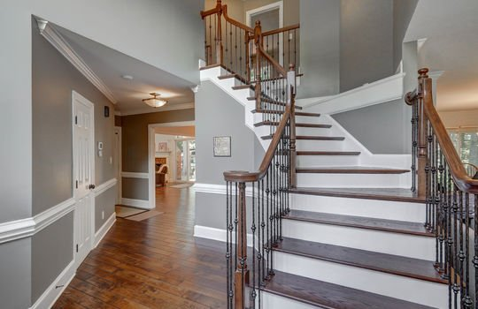 9025 Pennyhill Dr Huntersville NC 28078 - Bill Adams Realtor - Allen Adams Realty - foyer2
