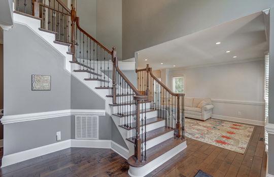 9025 Pennyhill Dr Huntersville NC 28078 - Bill Adams Realtor - Allen Adams Realty - foyer3