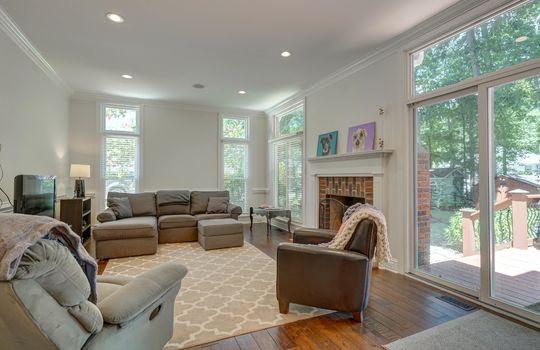 9025 Pennyhill Dr Huntersville NC 28078 - Bill Adams Realtor - Allen Adams Realty - living room1
