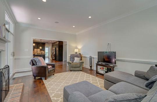 9025 Pennyhill Dr Huntersville NC 28078 - Bill Adams Realtor - Allen Adams Realty - living room3