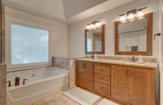 9025 Pennyhill Dr Huntersville NC 28078 - Bill Adams Realtor - Allen Adams Realty - master bath2