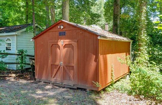 9025 Pennyhill Dr Huntersville NC 28078 - Bill Adams Realtor - Allen Adams Realty - shed
