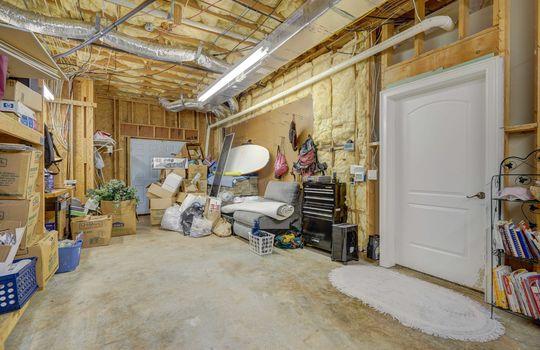 basement 15536 Fishermans Rest Court Cornelius NC 28031 – Bill Adams – Allen Adams Realty – storage2