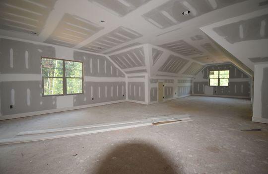 Bonus Room - 3211 Maple Way Drive Davidson NC 28036 - Bill Adams Realtor - Allen Adams Realty - Maple Grove