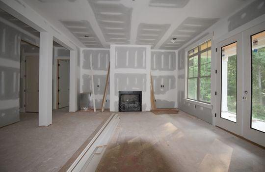 Great Room - 3211 Maple Way Drive Davidson NC 28036 - Bill Adams Realtor - Allen Adams Realty - Maple Grove