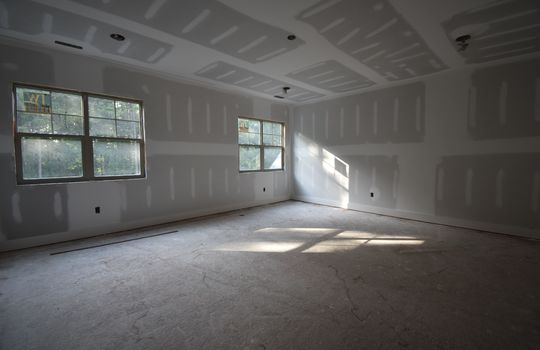 Media Room - 3211 Maple Way Drive Davidson NC 28036 - Bill Adams Realtor - Allen Adams Realty - Maple Grove