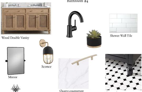 Selections Bathroom 4 - 3211 Maple Way Drive Davidson NC 28036 - Bill Adams Realtor - Allen Adams Realty - Maple Grove