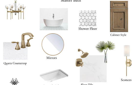 Selections Master Bath - 3211 Maple Way Drive Davidson NC 28036 - Bill Adams Realtor - Allen Adams Realty - Maple Grove